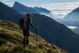 Descent to Lake Manapouri, Fiordland