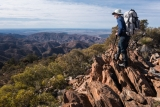 Crest of the range, Arkaroola
