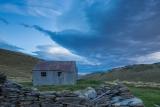 Blue Lake huts, Garvie Mountains