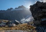 Campsite, Lower Otoko Pass