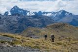 Key Summit Ridge to Darran Mountains
