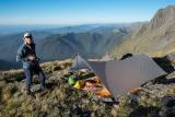 Campsite, western Fiordland