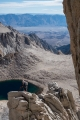 On the East Buttress of Mount Whitney