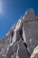 Top of  East Buttress of Mount Whitney
