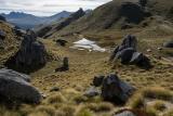 Campsite, Mount Titiroa, Fiordland