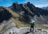 Central Hunter Mountains, Fiordland