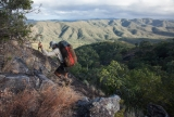 Ascending Mount Windsor Tableland