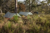 Campsite, Mount Windsor National Park