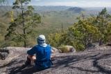 Western escarpment, Mount Windsor Tableland