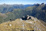 Above Large Burn, Fiordland National Park