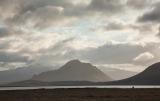 The watcher, Alftavatn, Iceland