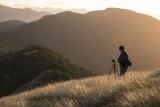 Waiting for the light, Red Hills, Mt Aspiring National Park