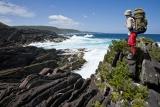 High seas, West Coast, Tasmania