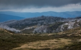 Edge of the Bogong High Plains
