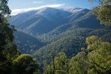 Western foothills, Main Range