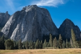 Cathedral Rock, Yosemite Valley