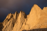 Mount Whitney at dawn
