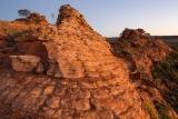 Sandstone ridgeline