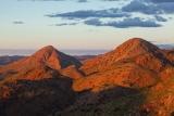 Peaks at sunset