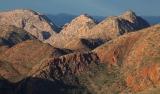 Peaks near Standley Chasm