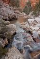 Ellery Creek flowing