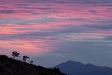 Sky over Mount Zeil