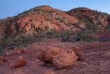 Granite domes