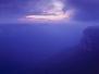 Crepuscular light