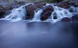 Cascade on Corang River, Morton National Park, NSW