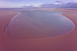 Rainwater lake, Cape Flattery dunes