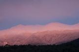 Sunset, Main Range
