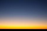 Big sky sunset, near Mungo National Park