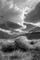 Wind, Garvie Mountains, New Zealand