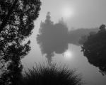 Lake Windermere sun, Tasmania