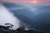 Sunrise, Kanangra-Boyd Wilderness