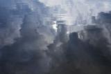 Cloud reflections, Three Mile Dam