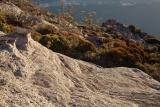 Sandstone and heathland