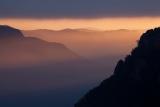 Sunrise, Wolgan Valley