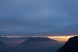 Dawn sky, Wolgan Valley