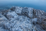 Striped rocks, Ofjord