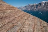 Striped gneiss, Renland