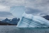Iceberg and Grundtvigskirken