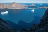 Bear Islands shadows