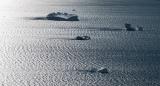Icebergs asail