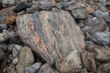 Striped gneiss