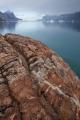Orange rock, Ofjord