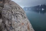 White quartzite, Ofjord