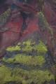 Colours of Markarfljotsgljufur gorge