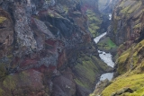 Markarfljotsgljufur gorge