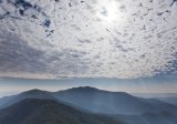 Morning light, Mount Cloudmaker